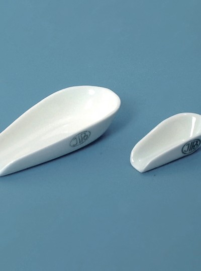 Porcelain Weighing Boat / Scoop / 자제평량보트/스코프