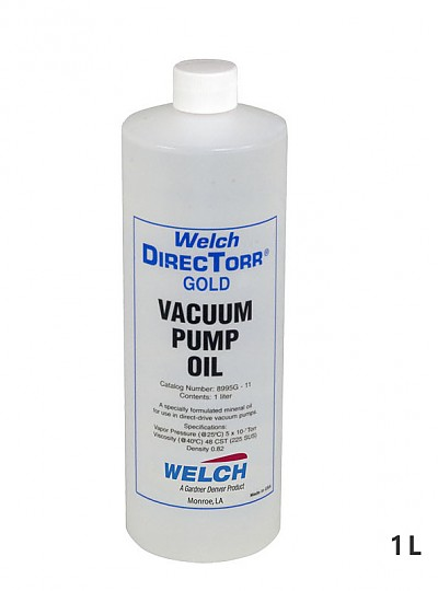 Gold Vaccum Pump Oil, DirectTorr® / 진공펌프오일, welch