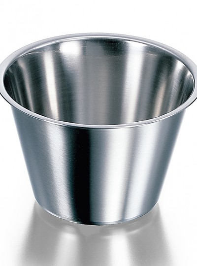 Conical Stainless Steel Bowl / 코니칼형스테인레스보울