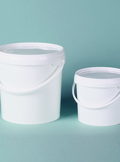 PP Bucket with Lid / PP버켓과뚜껑