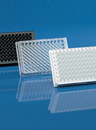 96-Well Microplate with Lid, CellGrade Plus / 96웰플레이트, Sterile, Cultivation