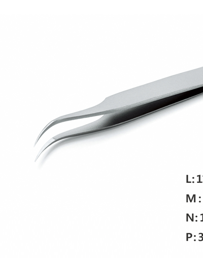 Ultra Fine Pointed Nano Tweezer / 고정밀트위저, Rubis®,RU-7 Ion-SA