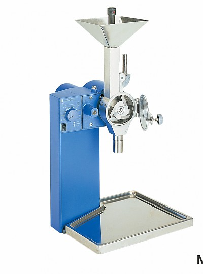 Microfine Grinder - Continuously Cutting Mill / 연속분쇄밀, MF 10 basic & Package