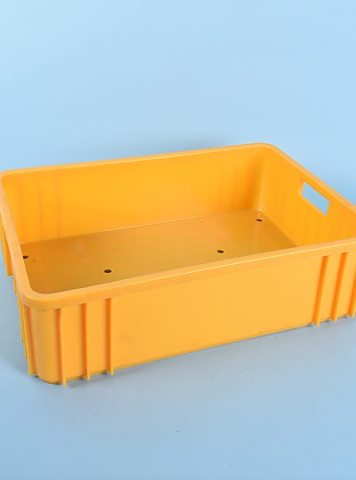 HDPE Basket / HDPE바스켓,with Draining Hole