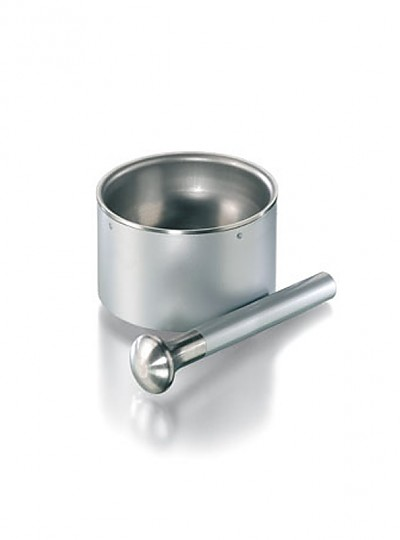 Stainless Steel Mortar And Pestle / 스테인레스유발세트