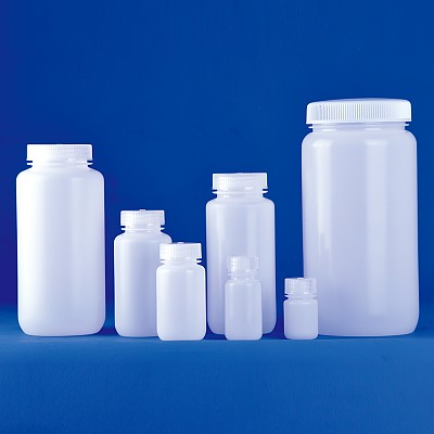 HDPE Wide Mouth Bottle / HDPE 광구병