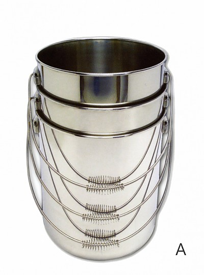 Stainless Steel Bucket / 스테인레스버켓
