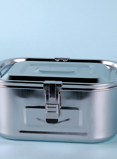 Square Stainless Steel Container / 사각스테인레스용기