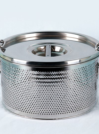 Stainless Steel Container with Hole / 타공스테인레스용기