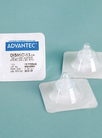 Cellulose Acetate Syringe Filter, Sterile / CA멸균시린지필터
