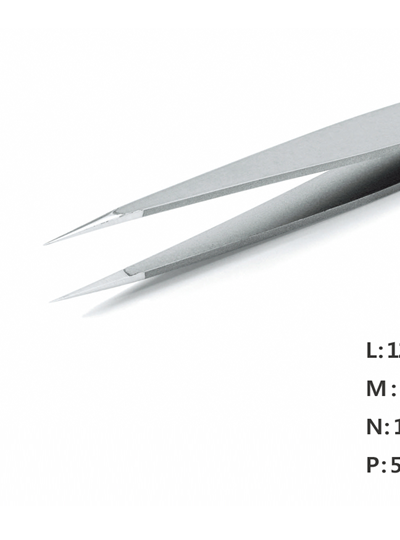 Ultra Fine Pointed Nano Tweezer / 고정밀트위저, Rubis®,RU-0 Ion-SA