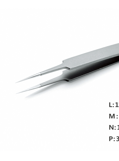 Ultra Fine Pointed Nano Tweezer / 고정밀트위저, Rubis®,RU-5 Ion-SA