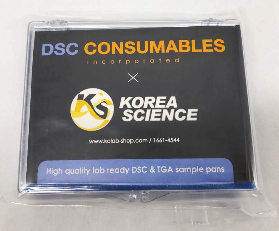 TGA Pt Sample pan / TGA백금샘플팬
