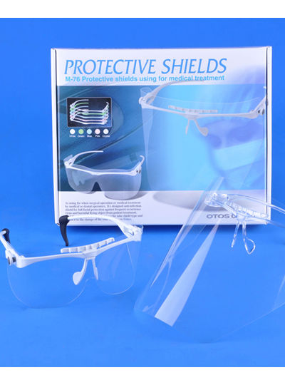 Protective Glasses Shields / 감염방지용안면보호구