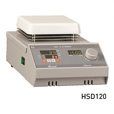 Magnetic stirrer with heating, All Digital / 히팅스터러, 올디지털형
