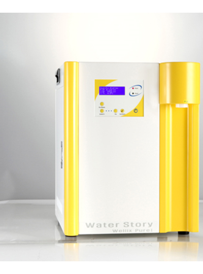 WELLIX PURE, Pure water system, 27L/hr, 37L/hr / 웰릭스퓨어, 순수제조장치, 27L/hr, 37L/hr