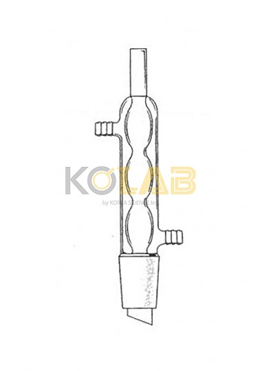 Condenser, Soxhlet extraction / 속슬렛냉각기