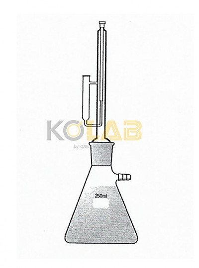 NMR Tube cleaner, With joint / NMR 튜브크리너, 죠인트연결형