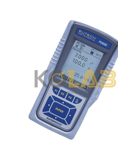 Multiparameter Water Quality Meter (PC-650, PCD-650) / 다항목수질측정기 (PC-650, PCD-650)