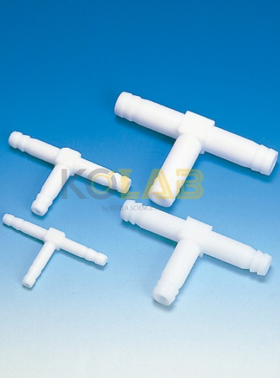 PTFE tubing connectors T type /  PTFE튜빙커넥터T타입