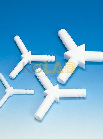PTFE tubing connectors Y type /  PTFE튜빙커넥터Y타입
