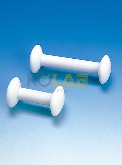 PTFE stirring bars barbell type / PTFE교반바(마그네틱바)