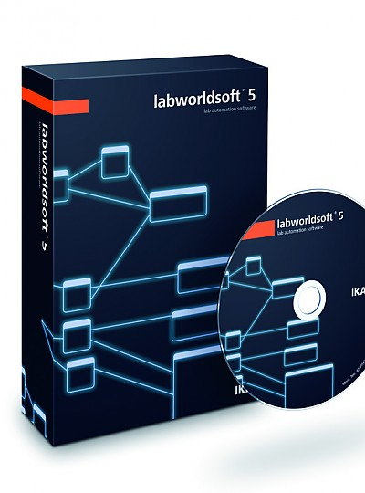 Laboratory Software, IKA / IKA 프로그램, Labworldsoft