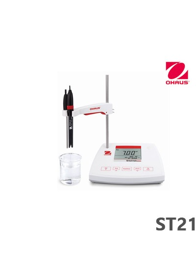 OHAUS Bench-top pH Meter/OHAUS 탁상용pH측정기ST2100
