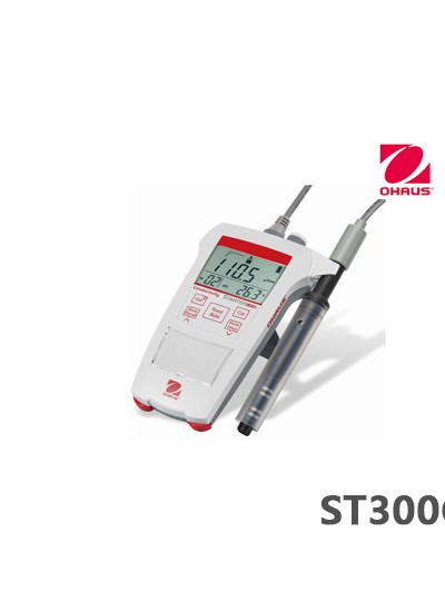 OHAUS Portable Conductivity Meter/OHAUS 휴대용전도도미터 ST300C