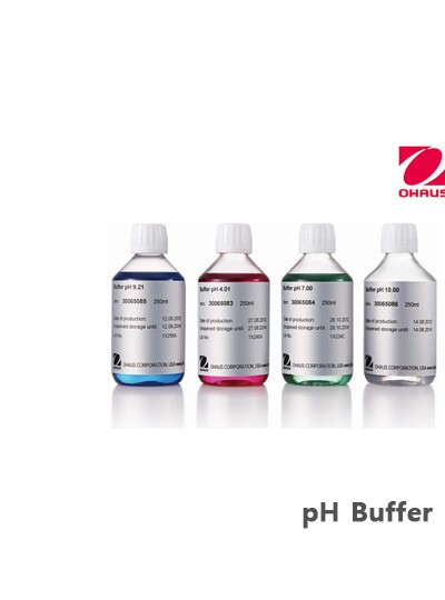 OHAUS pH Buffer solution/OHAUS pH버퍼솔루션