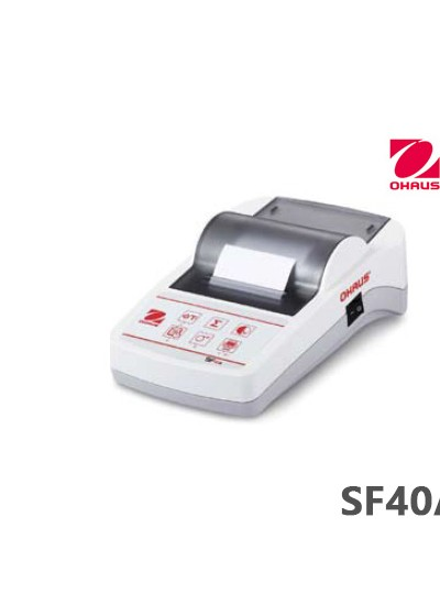 OHAUS Portable printer/OHAUS 휴대용프린터 SF40A