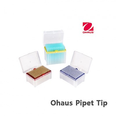 OHAUS Pipette Tip/마이크로피펫팁