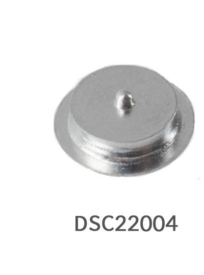 Aluminum crucibles standard, 40ul, with pin, compare to Mettler / Mettler타입40uL스탠다드알루미늄샘플팬&리드,핀있음