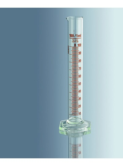 Graduated Cylinder, Glass / 실린더